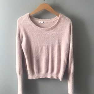 Garage Pink Sweater